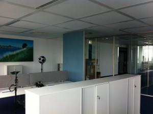 Raumakustik - Messung im Büro